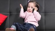 متى يتكلم الطفل