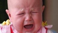 ما علاج مغص الاطفال الرضع