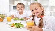 اكلات لتسمين الاطفال