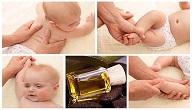 فوائد زيت الزيتون للأطفال