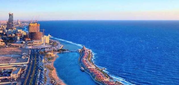 اسماء البحار والمحيطات في الوطن العربي
