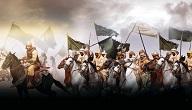 معارك المسلمين بالترتيب