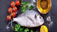فوائد السمك للانسان