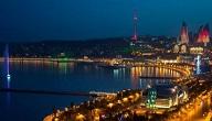 اين تقع اذربيجان