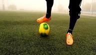 تعليم كرة القدم للمبتدئين