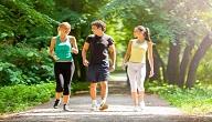 اهمية المشي لمرضى السكري