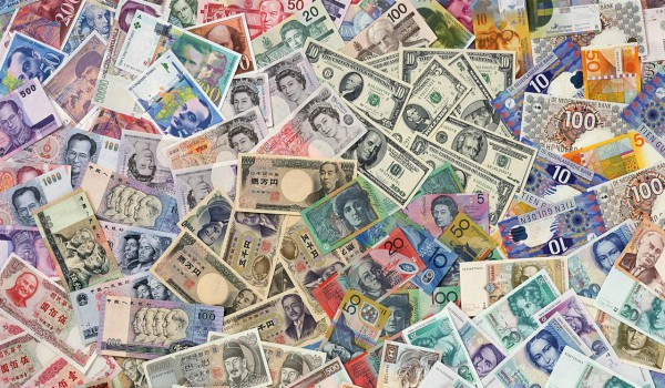 ترتيب العملات في العالم 2018