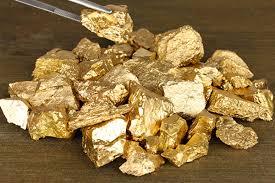 كيف تعرف الذهب الخام