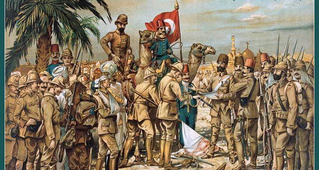 مدة حكم الدولة العثمانية