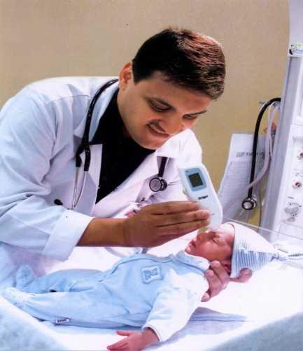 بحث عن العناية الصحية بالاطفال حديثي الولادة
