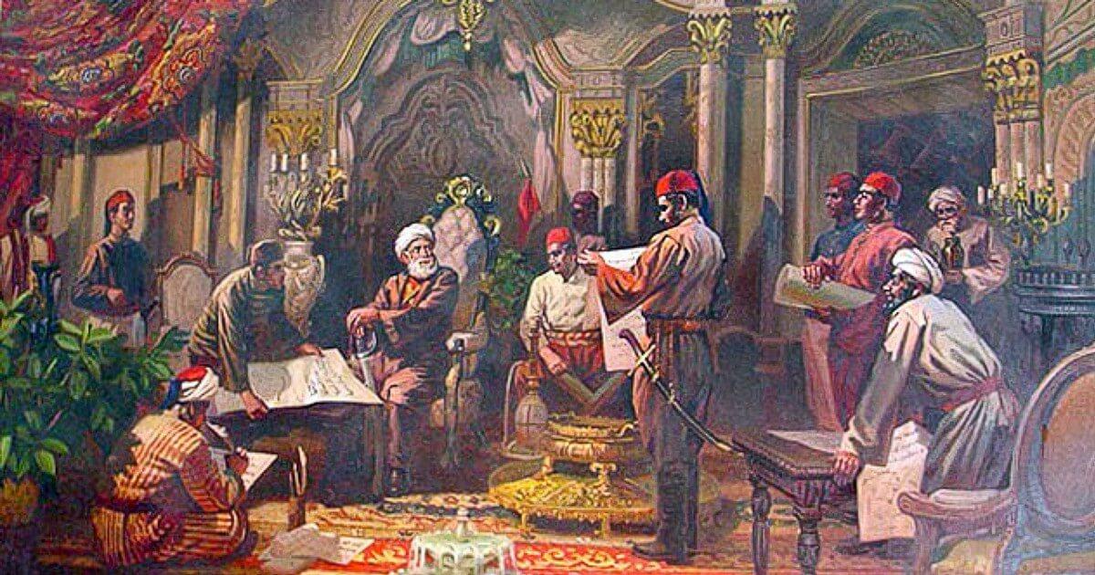 اسباب سقوط الدولة العثمانية