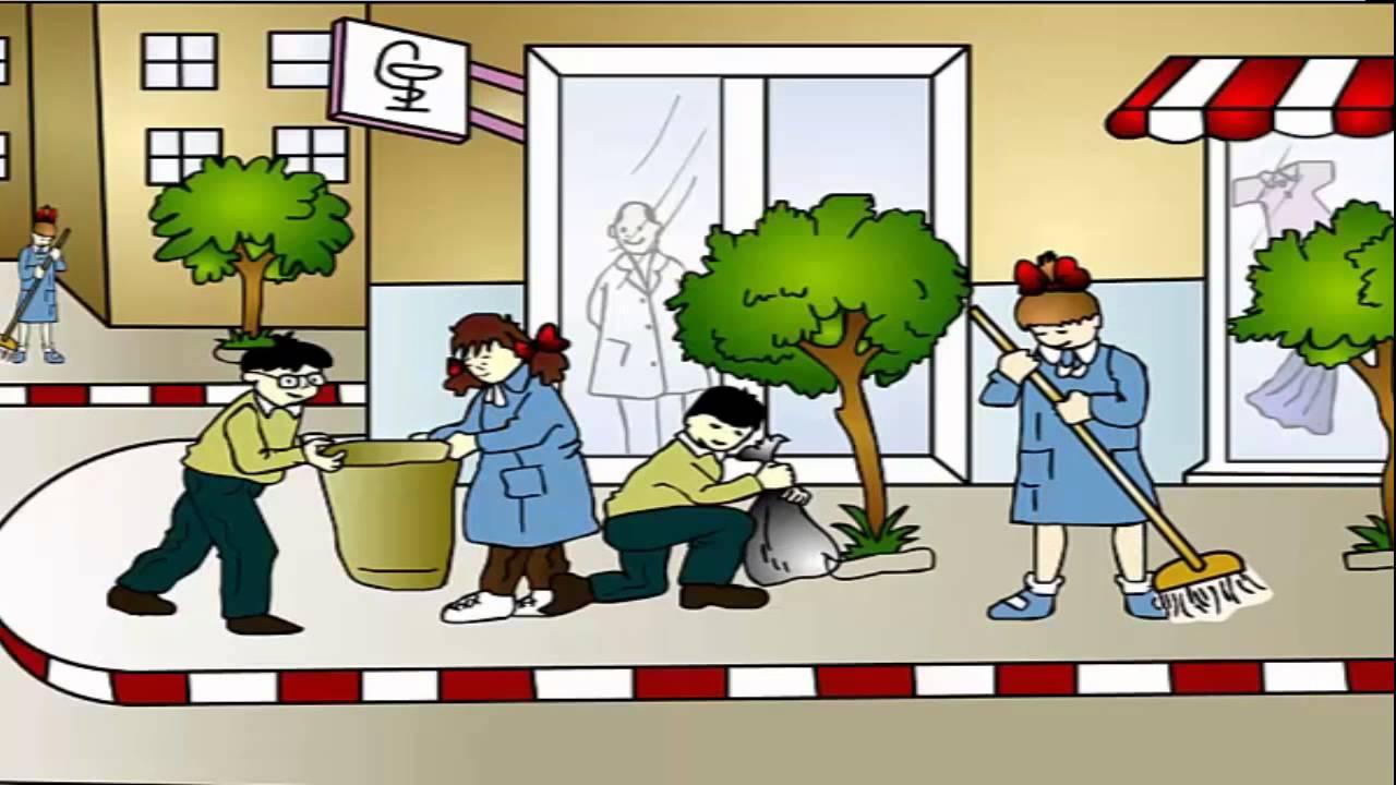 اهمية النظافة للفرد والمجتمع