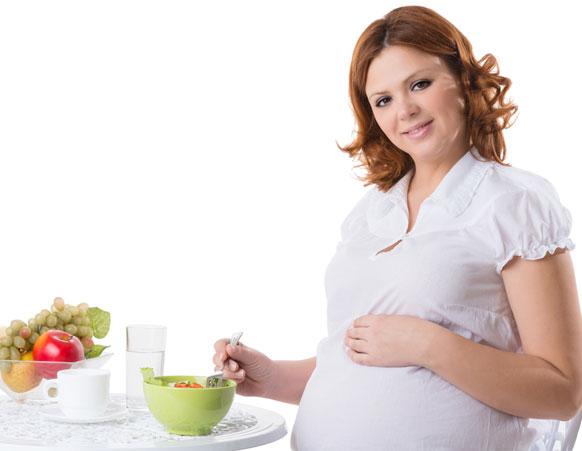 نظام غذائي متكامل للحامل
