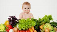 جدول تغذية الطفل النحيف