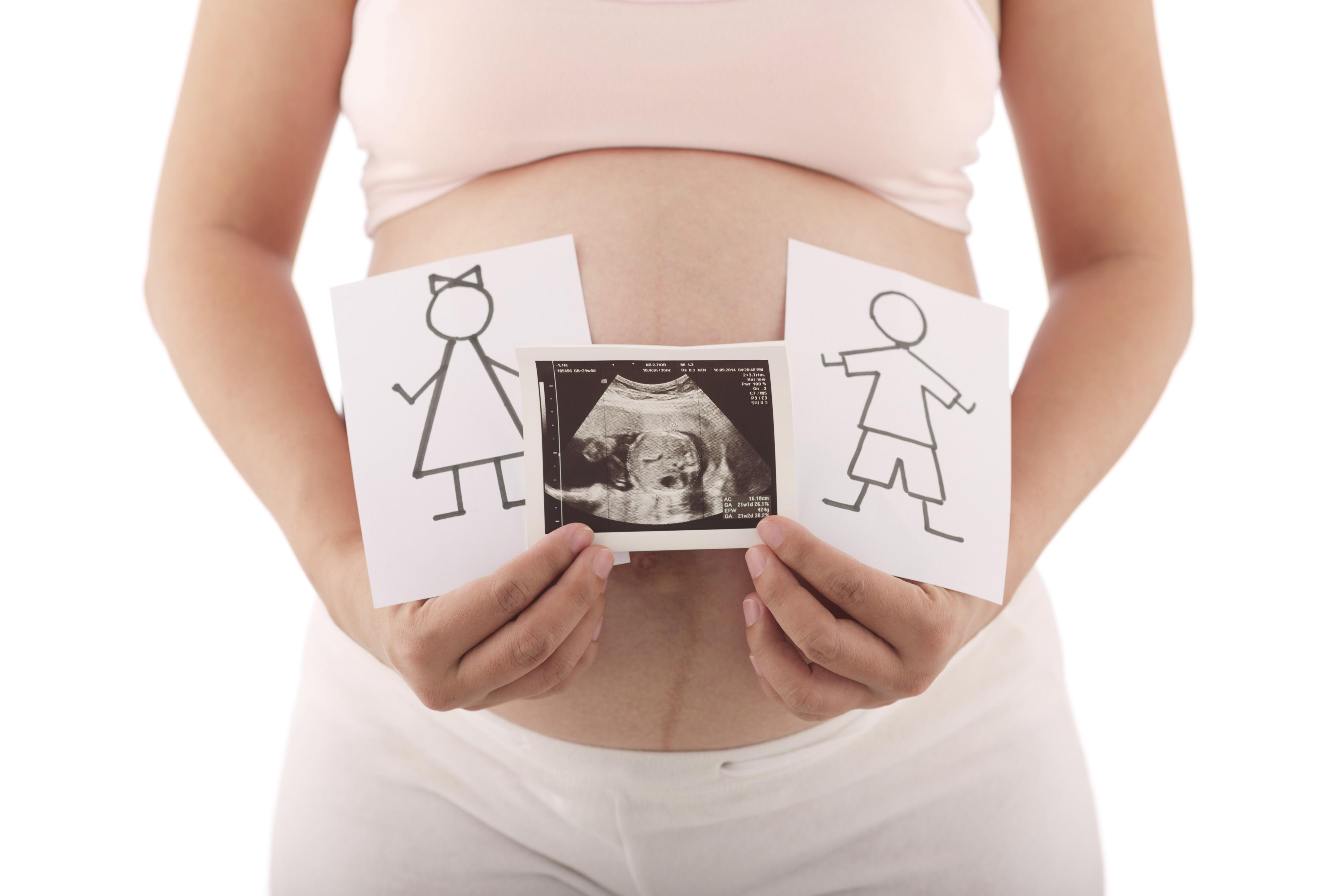 كيفية معرفة نوع الجنين من الشهر الاول