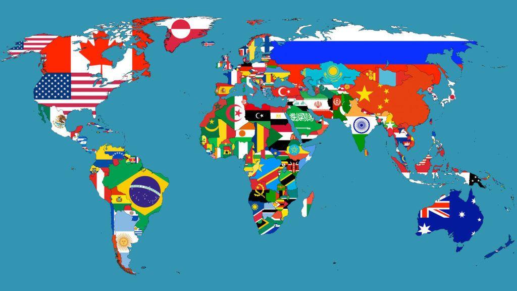 كم عدد دول العالم 2018