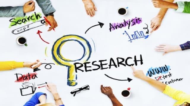 خطوات البحث العلمي مع مثال