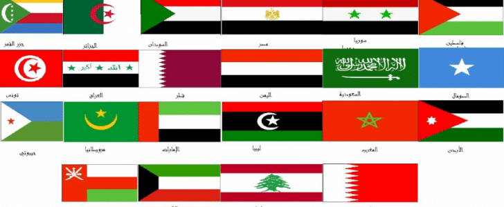 عواصم الدول العربية وعملاتها