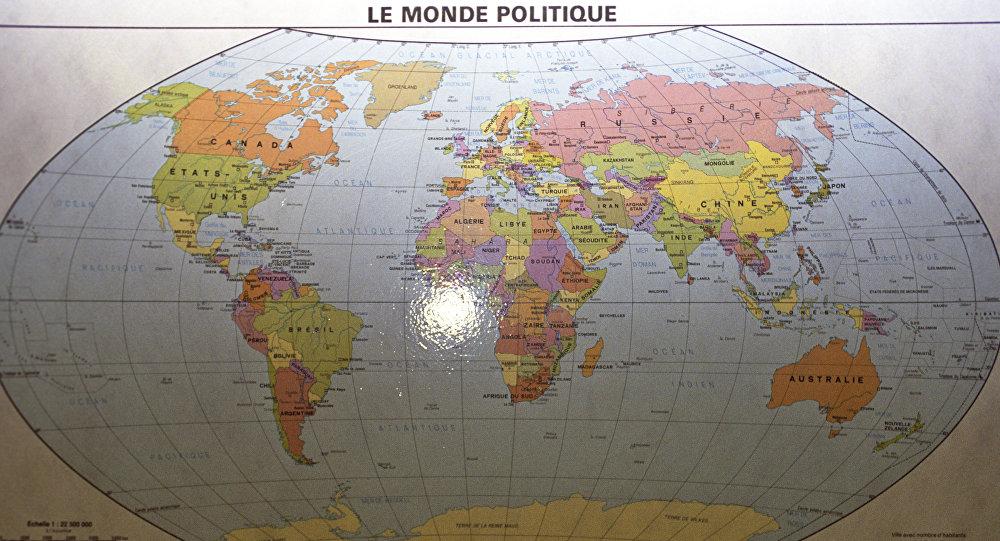 خرائط وبلدان