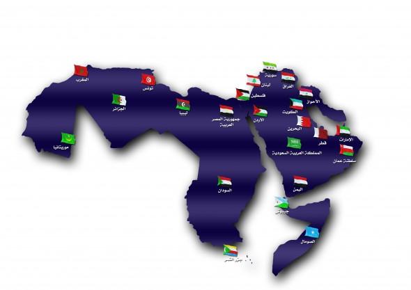 عواصم العالم العربي