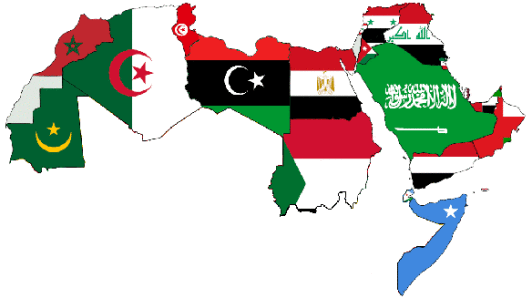 البلاد العربية وعواصمها