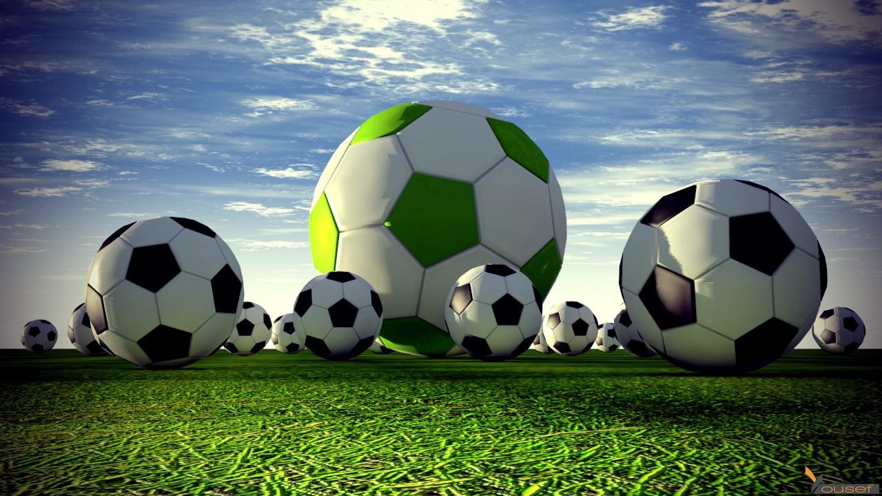 معلومات بسيطة عن كرة القدم