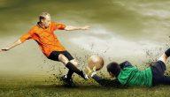 سلبيات وايجابيات كرة القدم