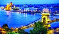 اين تقع المجر