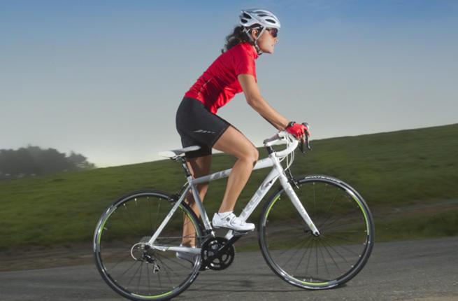 تعلم قيادة الدراجة الهوائية