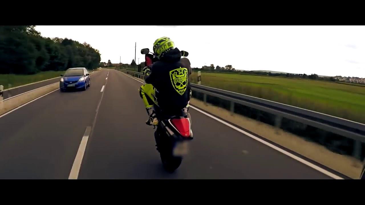 تعليم رفع الدراجة النارية