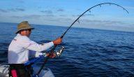 تعليم صيد السمك