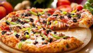 مقادير البيتزا بالكيلو