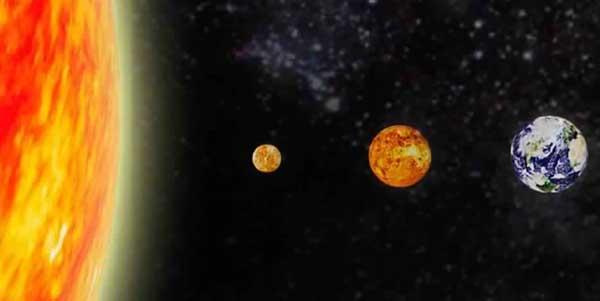 اصغر كواكب المجموعة الشمسية