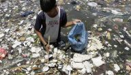 اثر التلوث على الفرد والمجتمع