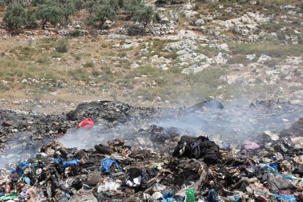 انواع التلوث وطرق علاجها