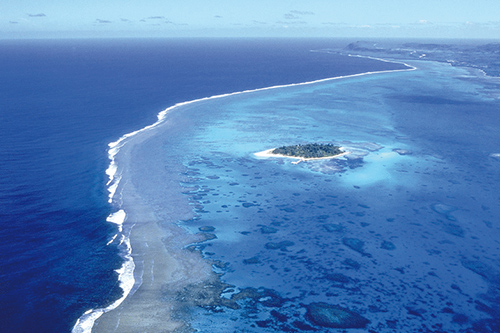 اقسام المحيطات