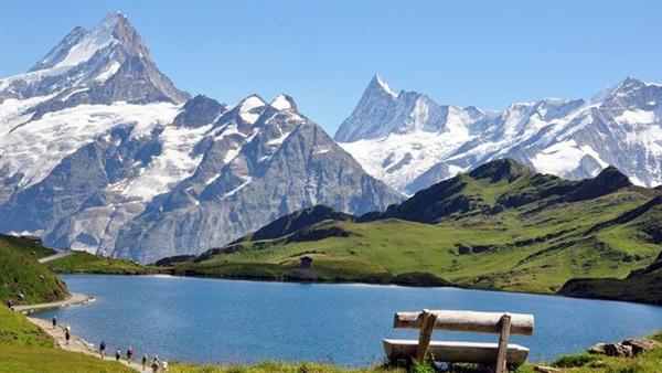 جبال الالب