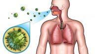 اعراض التهاب الجهاز التنفسي العلوي