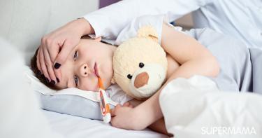 الامراض المعدية عند الاطفال