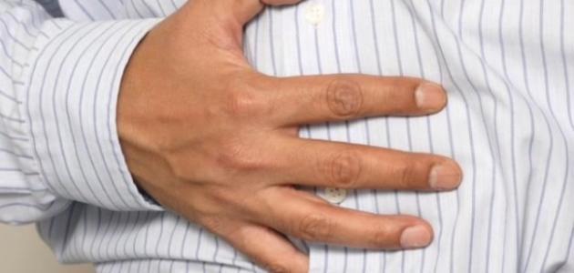 اعراض غازات المعدة