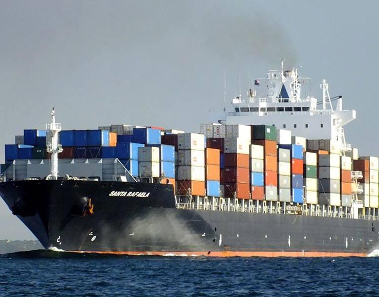 انواع السفن