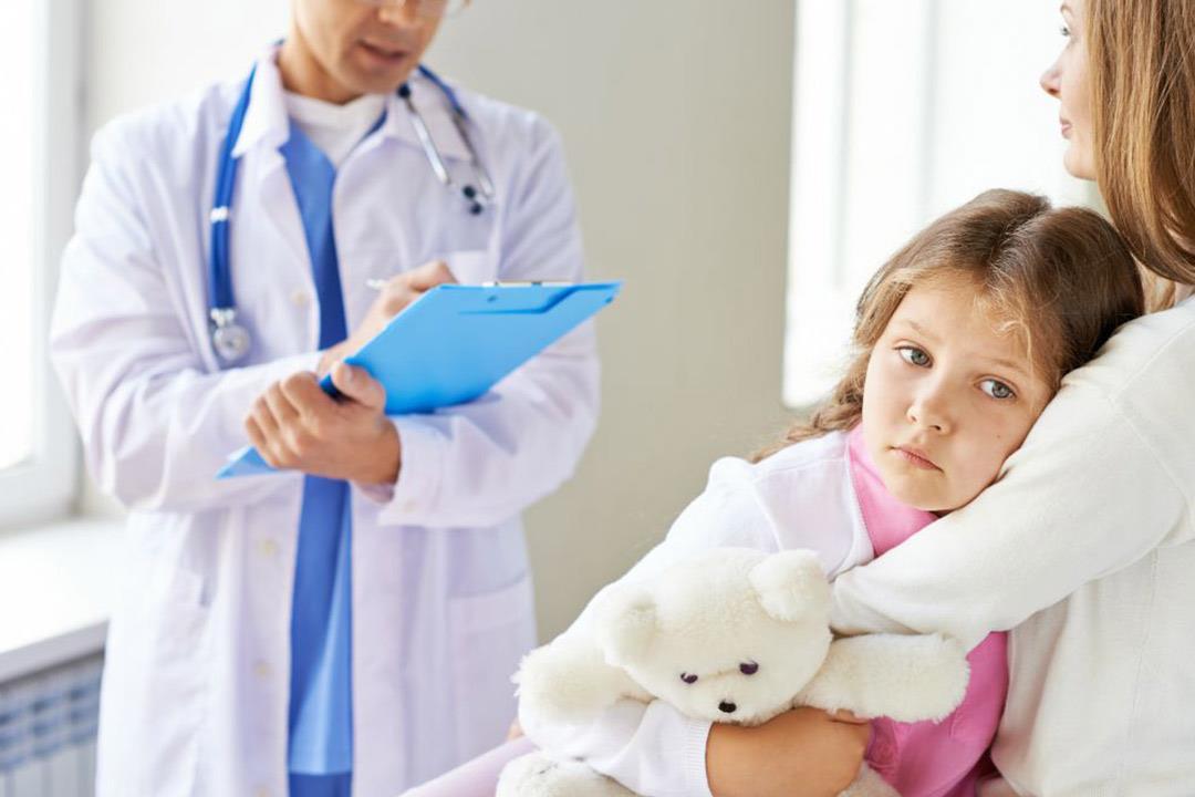 الامراض المزمنة عند الاطفال