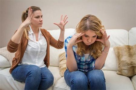 مشاكل المراهقين النفسية