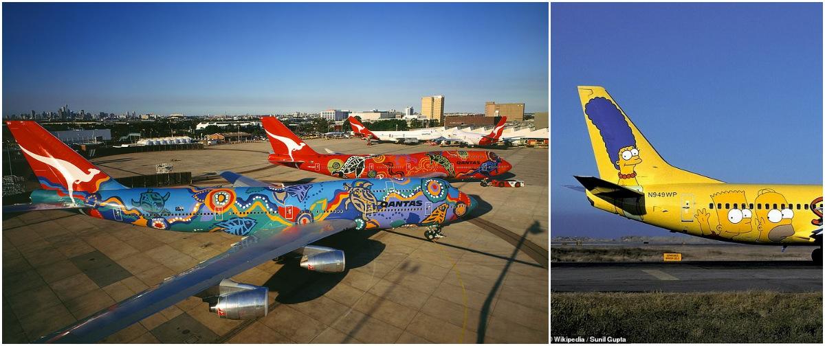 تعبير عن الطائرة للاطفال