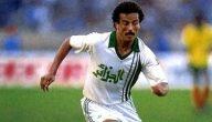 شخصيات رياضية مشهورة جزائرية