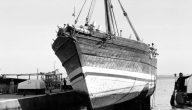 اجزاء السفن قديما
