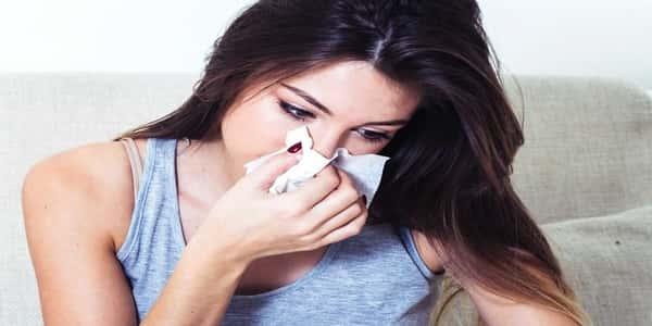 امراض الانف وعلاجها بالاعشاب