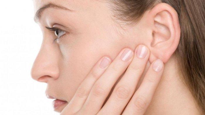 التهاب الاذن عند الكبار