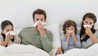 مقدمة بحث عن الامراض المعدية