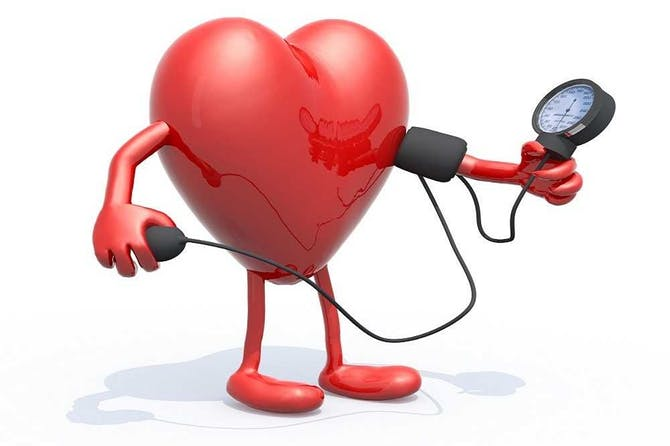 اقصى ارتفاع لضغط الدم